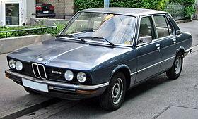 BMW Série 5 - Wikimonde