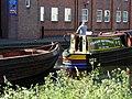 Boating through Birmingham - geograph.org.uk - 186321.jpg