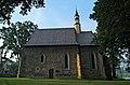 Bobowa, kościół cmentarny p.w. św. Zofii, 2 poł. XIV, 1820 2.jpg