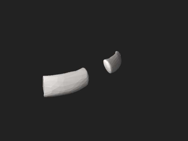 File:BodyParts3D Third costal cartilage.stl