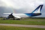 Boeing 747-422 Corsair International F-HSEA (14232342585).jpg