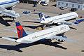 Boeing 757-232 'N608DA' & Douglas MD-83 'N376MS' (13629693183).jpg