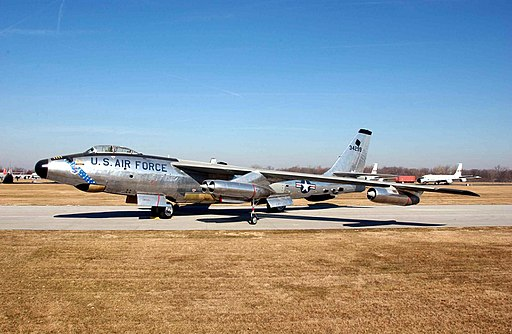 Boeing RB-47H USAF