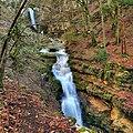 Bolandoz, cascades dans le canyon du Rochanon.jpg