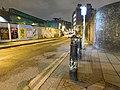Bollard by number 21 Park St, Southwark, London.jpg