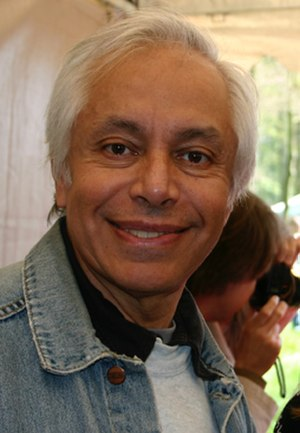 Boris Vallejo - Vallejo in April 2005