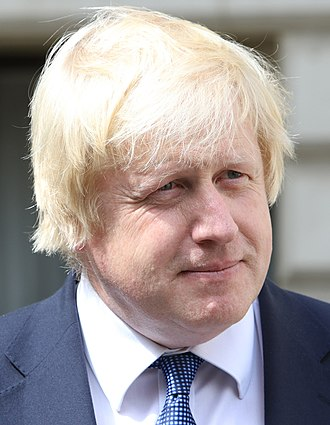 United Kingdom European Union membership referendum, 2016 - Boris Johnson MP played a key role in the Vote Leave campaign