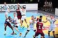 Borja Fernandez et Harald Reinkind-GoldenLeague-20160110.jpg
