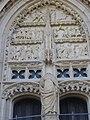 Bourges - cathédrale Saint-Étienne, façade ouest (20).jpg