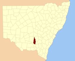 Bourke NSW