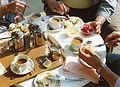 Bourton-on-the-water 1990 cream tea.jpg