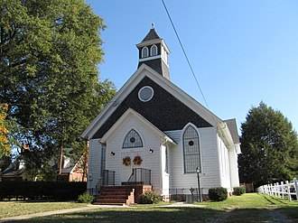 National Register of Historic Places listings in Caroline County, Virginia - Image: Bowling Green, Virginia (8124502403)