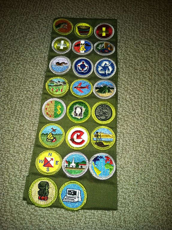 Merit Badges - MeritBadgeDotOrg