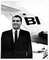 Braniff International Airways, Chairmain, Harding L. Lawrence.jpg