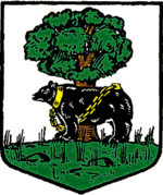The arms of Berwickshire County Council