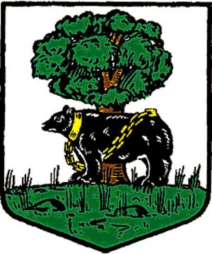 Berwickshire - Image: Brasão de Berwickshire