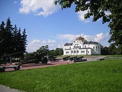 Rostva Naval Church.
