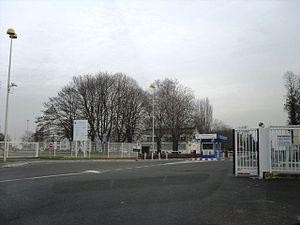 Brétigny-sur-Orge Air Base - Image: Bretigny sur Orge Base aerienne 217