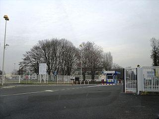 Brétigny-sur-Orge Air Base military airbase