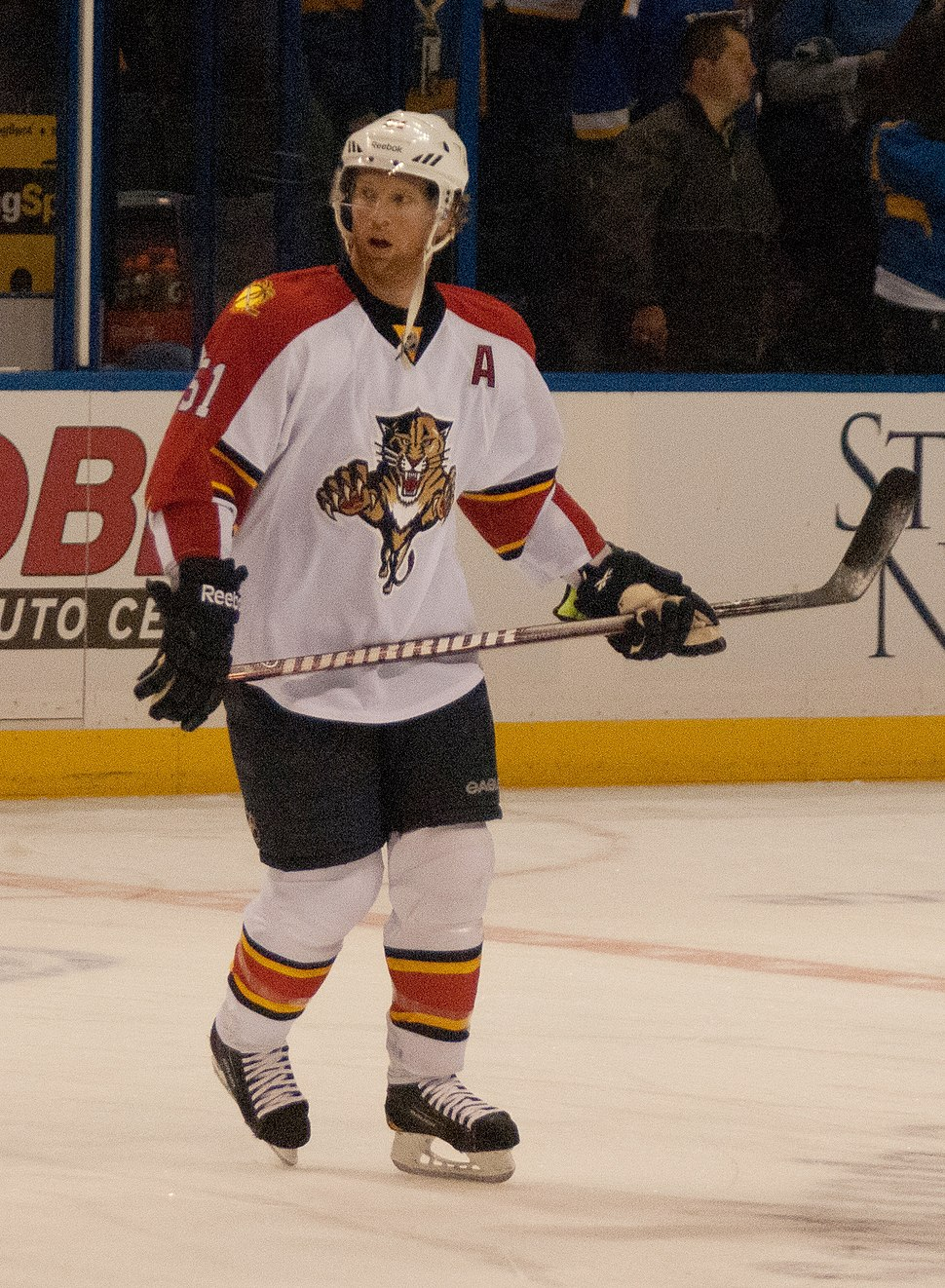 Brian Campbell Panthers