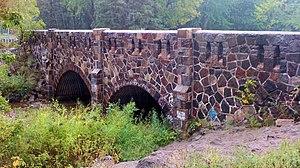 Bridge No. 5757 - Image: Bridge 5757 2