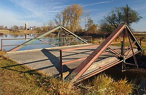 National Register of Historic Places listings in Rock County, Minnesota - Image: Bridge No. 1482