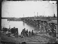 Bridge across Pamunkey River, Va. at White House Landing - NARA - 526916.tif