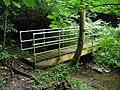 Bridge over Lead Brook near Oakenholt - geograph.org.uk - 222595.jpg