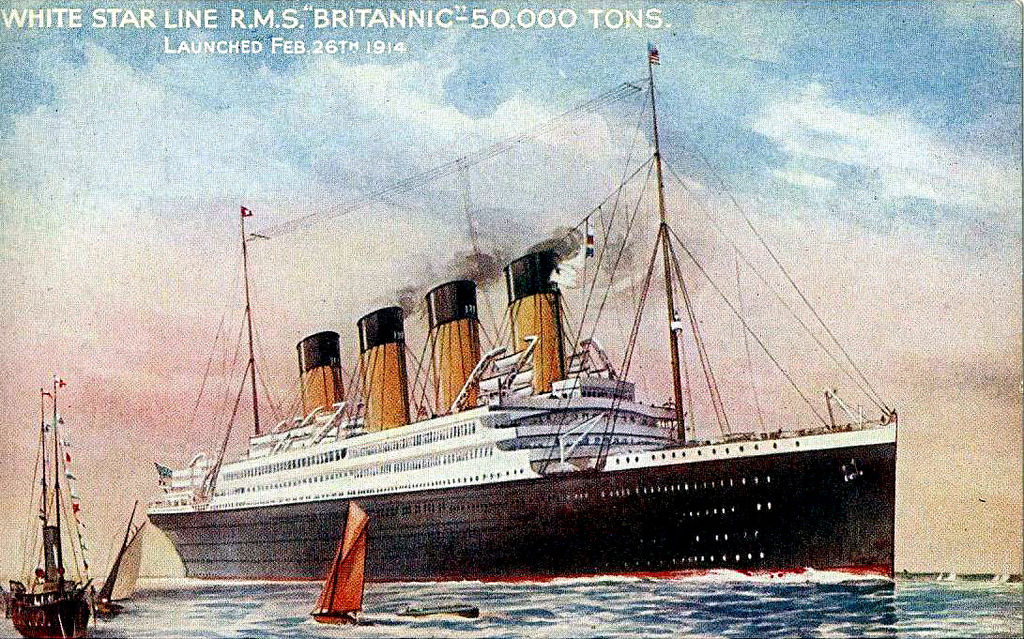 Britannic Image Two