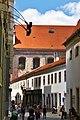 Brno minoritský klášter ulice.jpg