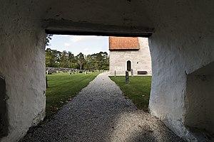 Bro, Gotland - Image: Bro kyrka 1