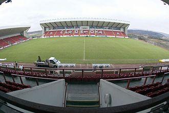Cumbernauld Colts F.C. - Broadwood Stadium