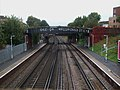 Brockley station high northbound.JPG