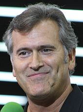 Picture of actor Bruce Campbell