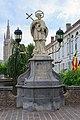 Bruges Belgium Statue-of-John-of-Nepomuk-in-Bruges-01.jpg
