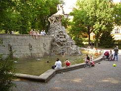 Platz 2021 rüdesheimer weinbrunnen Bezirk genehmigt