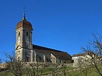 Bucey-lès-Gy, l'église Saint Martin.jpg