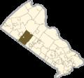 Bucks county - Hilltown Township.png