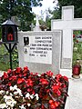 Bucuresti, Romania. Cimitirul Bellu Catolic. Mormantul Compozitorului Dan Iagnov. Mai 2018.jpg
