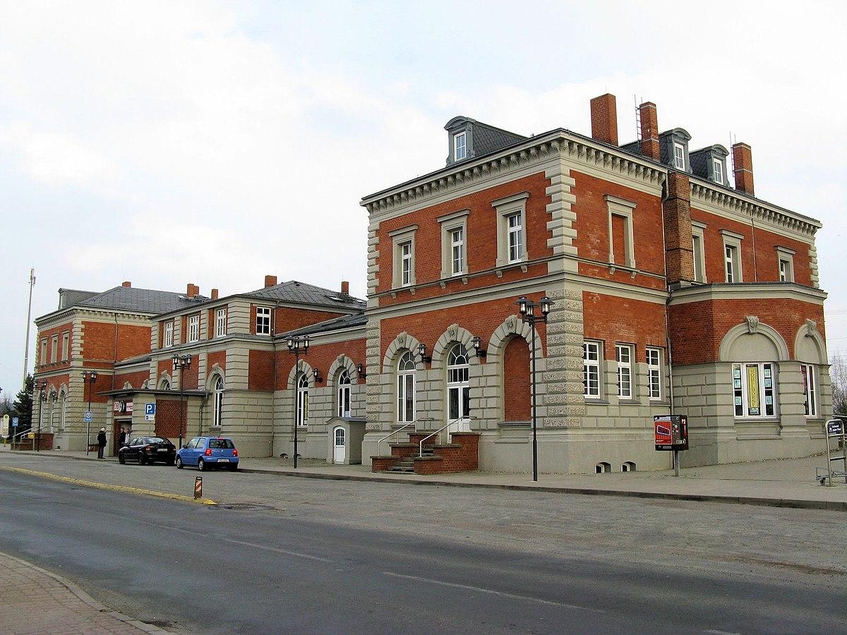 Güstrow Bahnhof