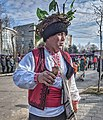 Bulgarian Festival Trifon Zarezan 2020 in Bolhrad, Ukraine.jpg