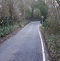 Bulmore Road approaches the edge of The Village - geograph.org.uk - 1775614.jpg