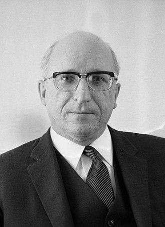 Heinz Kühn - Heinz Kühn, 1966