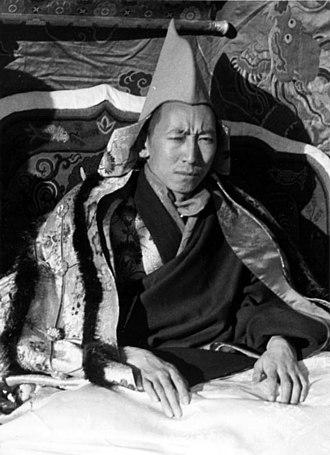 Reting Rinpoche - Jamphel Yeshe Gyaltsen, 1938