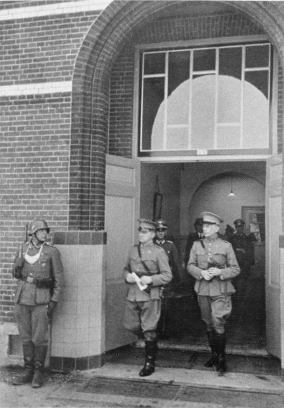 Bundesarchiv Bild 146-1969-097-17, Kapitulation der Niederlande