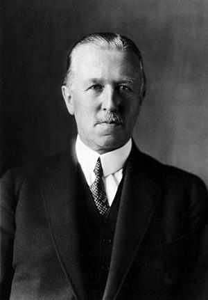 Siegfried von Roedern - Siegfried von Roedern, 1916