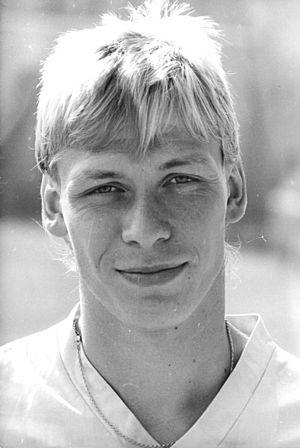 Sven Köhler - Köhler in 1990