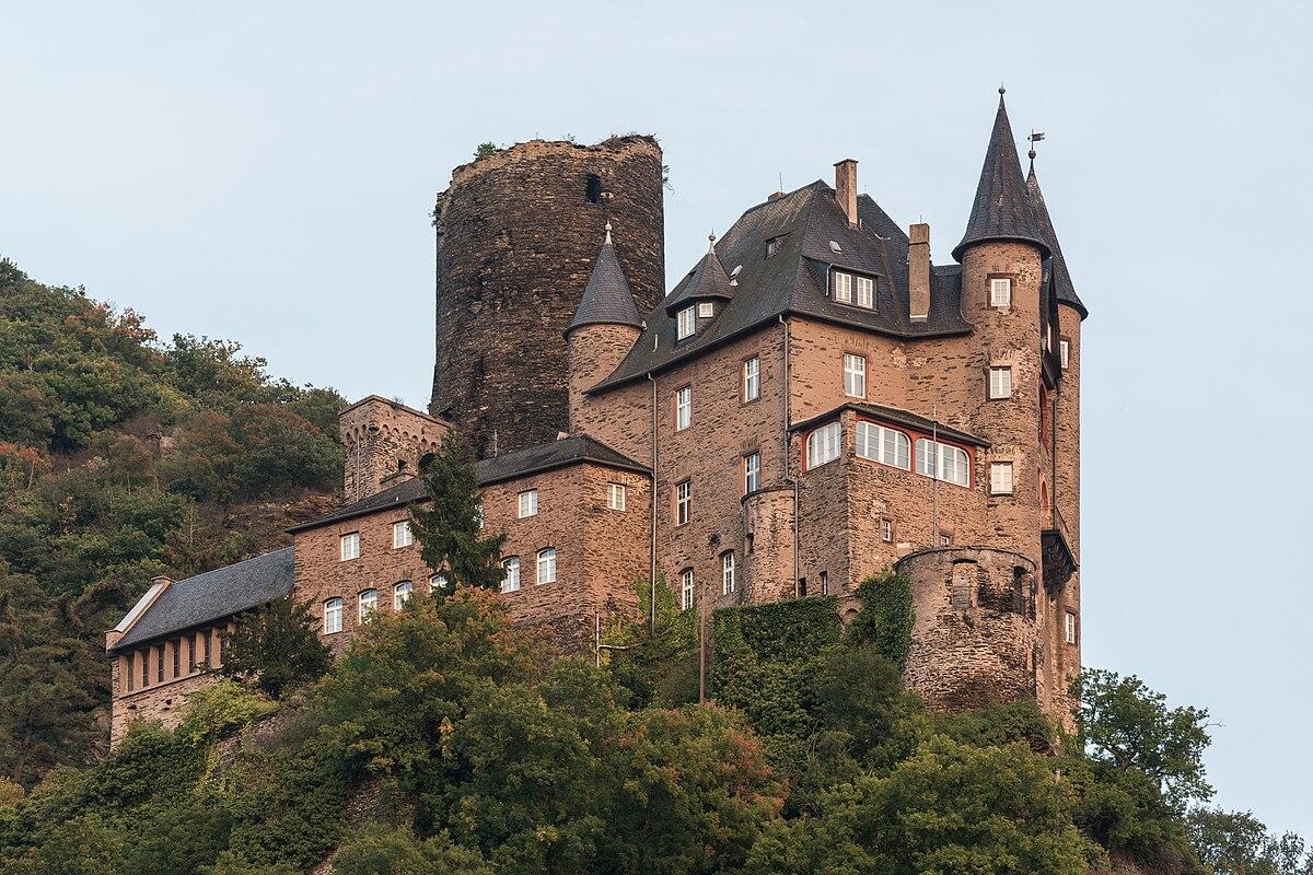 Katz Castle - Wikipedia