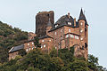 Burg Katz, St. Goarshausen, West view 20141002 1.jpg