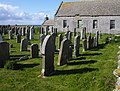 Burial ground, North Ronaldsay - geograph.org.uk - 176538.jpg